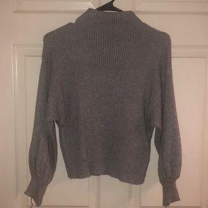 Longsleeve mock neck Sweater
